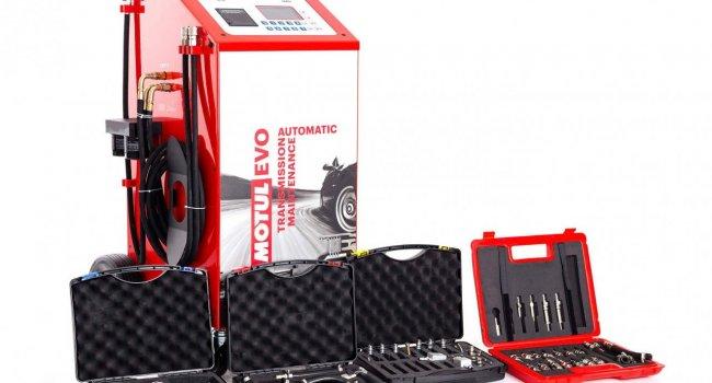 Klik op de foto voor meer informatie over het MotulEvo concept